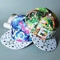 Kpop EXO primavera y verano marea de la manera casquillo enarbolado bts k-pop Constelación Sombrero de Béisbol Unisex Snapback Casquette k pop