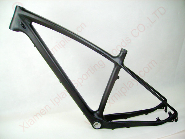 cheap price carbon mountain bike frame size 18'' BB30 UD matte finish carbon mtb frame 29er