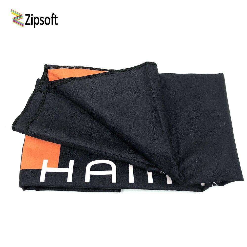 Serviettes de plage 2019 microfibre Sport natation couverture imprimé rayé ancre séchage rapide serviette Camping maillots de bain Plaid serviettes de bain