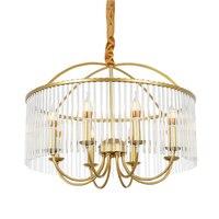 Современные Винтаж Дизайн E14 Nordic Декор золото Стекло Led подвесные светильники для лофт Обеденная бар Спальня Кухня лампа