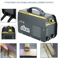 Professional Inverter Welding Machine JUBA MMA 200 Weld Equipment Durable IGBT MMA Welding Machine Metalworking Tool EU Socket
