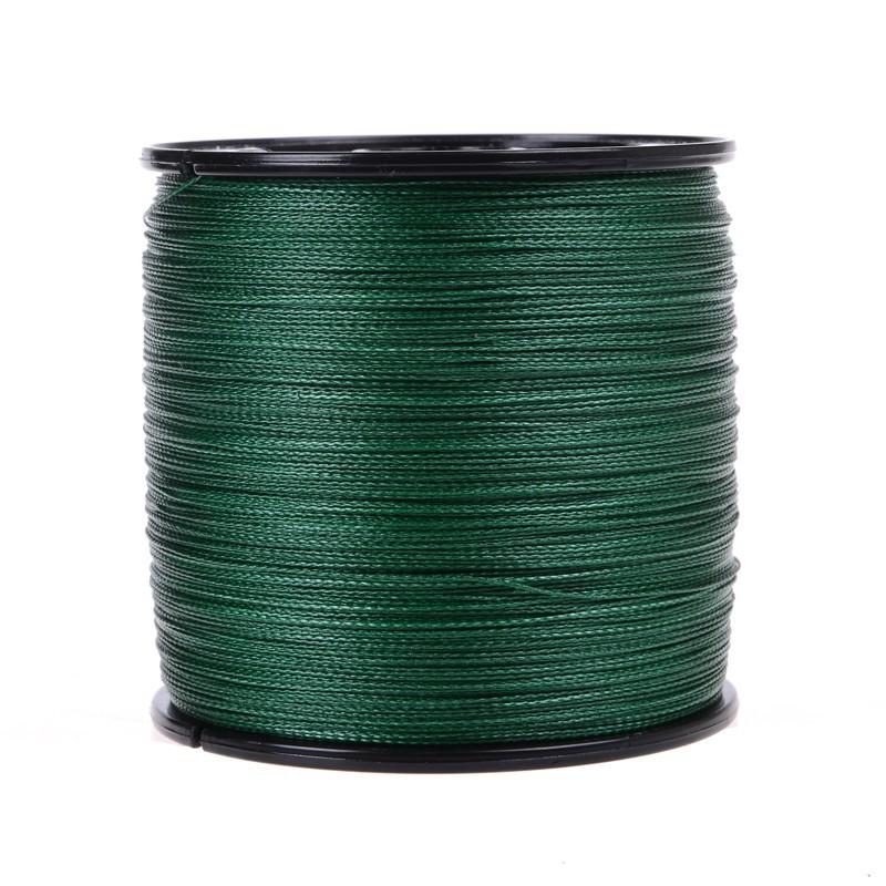 4 strands 500M green (4)