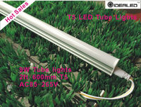 LED Tube T5 Integrated 9W 800LM 2ft 600mm Free Shipping 2pcs Lot Factory Outlet Led Tube