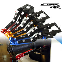 Motor For Honda CBR1000RR/FIREBLADE 2004 2005 2006 2007 CBR 1000RR 1000 RR Motorcycle CNC Adjustable Folding Brake Clutch Levers motorcycle cnc aluminum foldable brake clutch levers for honda cbr1000rr fireblade 04 07 adjustable folding cbr 1000rr 1000 rr