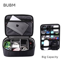 2019 Hot Brand BUBM Accessories Storage Bag For ipad Air Pro