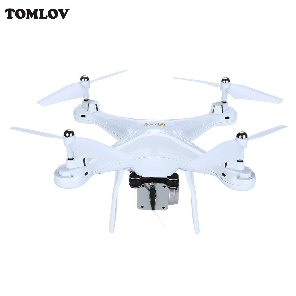 TOMLOV S10GW RC Quadcopter Wifi FPV 2MP HD Camera 2.4G 3.7V 650 mAh Drone Helicopter One Key Return with Remote Control yc folding mini rc drone fpv wifi 500w hd camera remote control kids toys quadcopter helicopter aircraft toy kid air plane gift