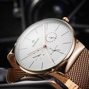 Image 3 - Women Watches Top Brand Luxury Japan Quartz Movement Stainless Steel Sliver White Dial Waterproof Wristwatches relogio feminino