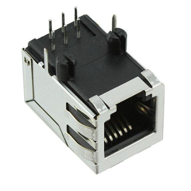 Ss 6466s A Pg4 Ba Jack Modular Connector 6p6c  Rj11  Rj12
