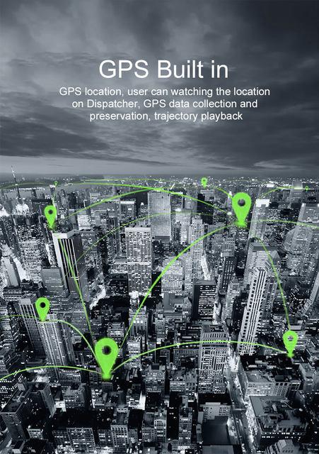 ANYSECU GPS Radio