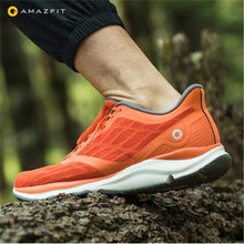 Original Xiaomi Amazfit Antelope Light Smart Shoes Outdoor Sports Goodyear Rubber Support Chip Better Than Mijia 2