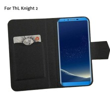 5 Colors Hot! ThL Knight 2 Case Phone Leather Cover