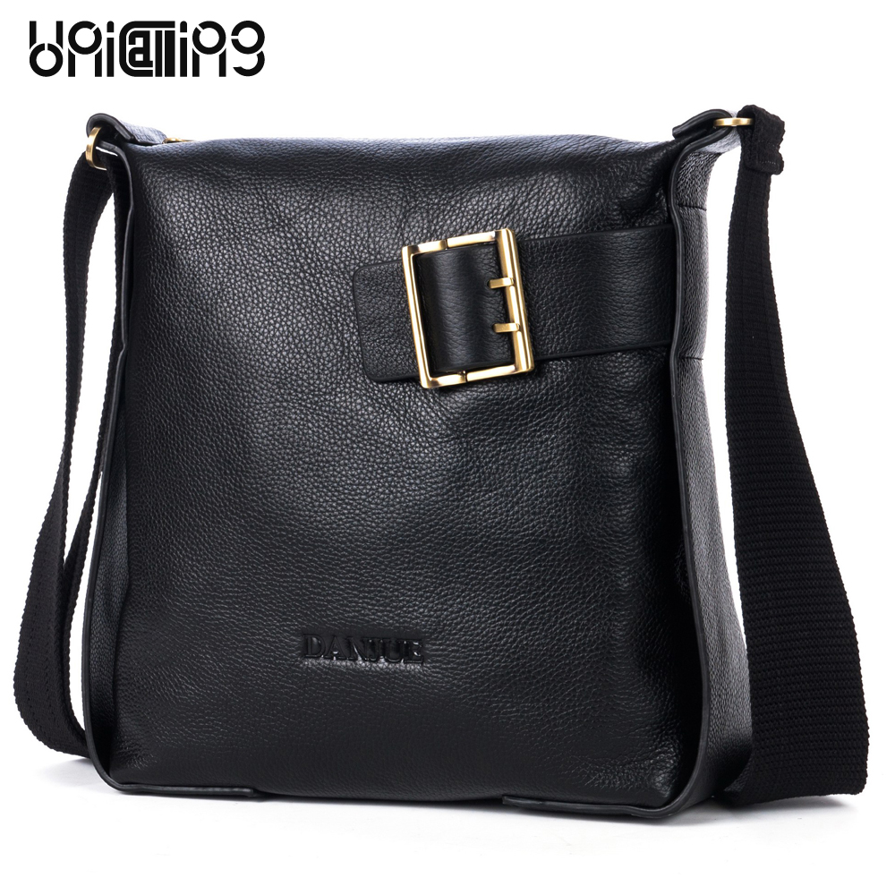 UniCalling men leather bags cross body real leather mens fashion casual bag Messenger bag shoulder bagUniCalling men leather bags cross body real leather mens fashion casual bag Messenger bag shoulder bag
