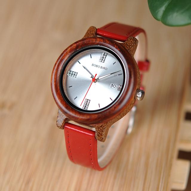 Women's Cute Wooden Watch