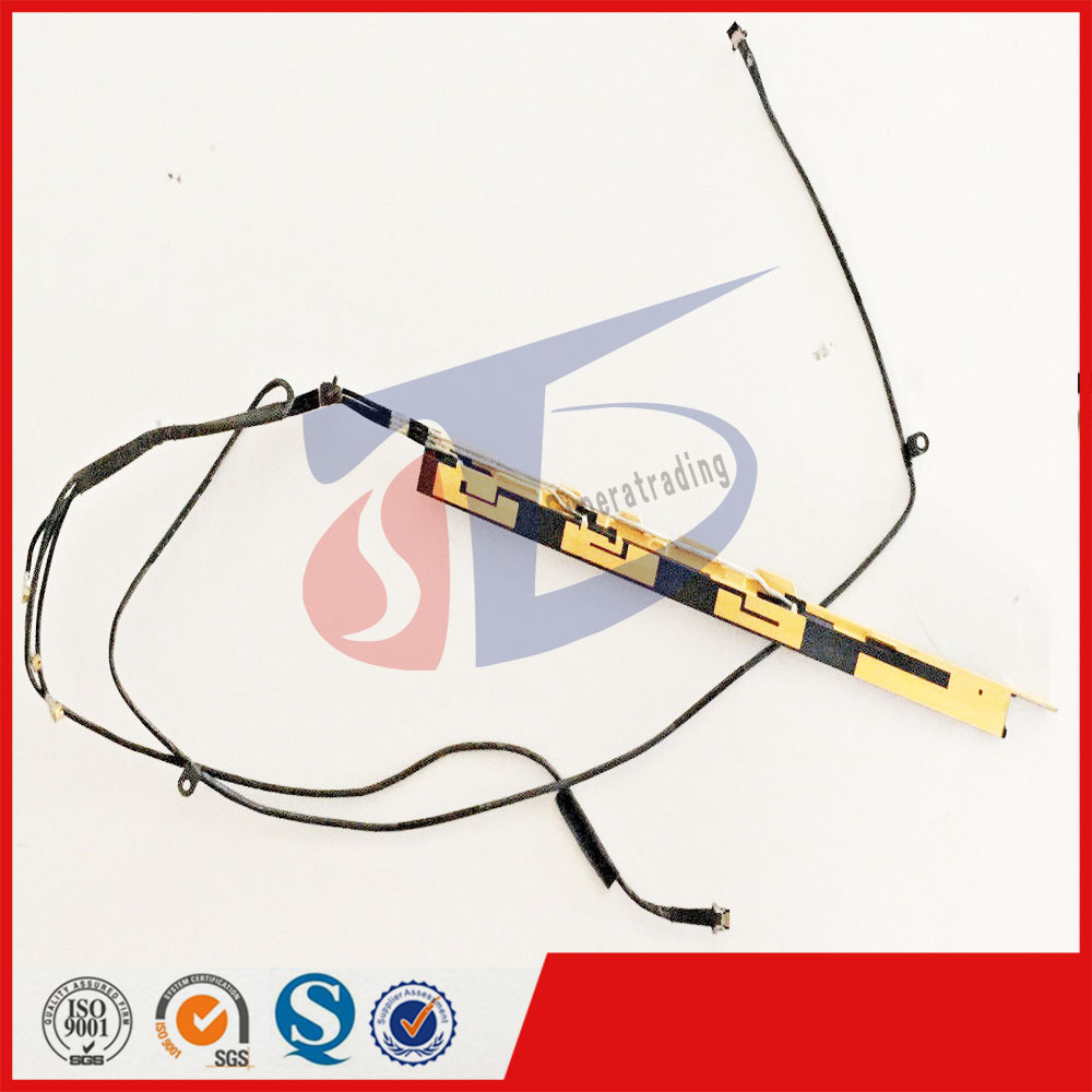 New original For Macbook Pro 15 A1286 Wifi bluetooth wireless Antenna iSight Camera Cable 818-2020-A 2011 2012 Year