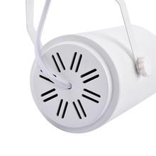 LED LightsTrack Light 7W COB Spotlights AC110-240V Modern Ceiling Home Deco Track Rail