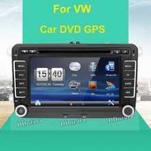 "7"" for Volkswagen Car DVD GPS Player For VW Car PC Headunit Car Radio Video Player Navigation"