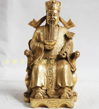 Bronze copper home decoration crafts decoration mammographies buddha lucky Factory Copper Feng Shui crafts