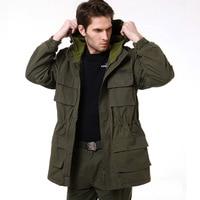 Unionarmy Bomber Jacket Men Big Size Winter Casual Men Military Denim Army Tactical Baseball Outwear Camo