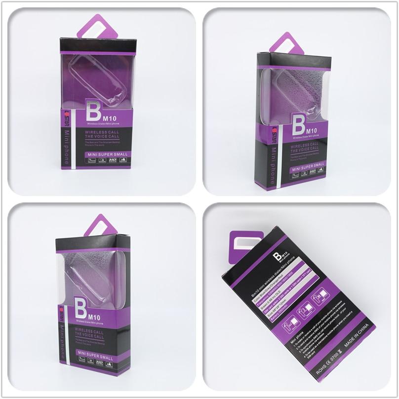 10 pièces GT Étoile BM10 Sans Fil Bluetooth Écouteurs Écouteurs Numéroteur Mini Téléphone Portable GTStar BM 10 Mains libres Téléphone Portable VS BM70 BM50