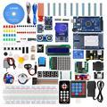 Самый полный стартовый набор LAFVIN MEGA 2560 Project для Arduino Mega2560 Nano с LCD1602 IIC/ультразвуковой датчик/учебное пособие