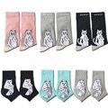 Middle finger Cat Women Socks Lord Nermal Thick warm towel bottom Girl Hip Hop Street Harajuku Skateboard Tide Socks
