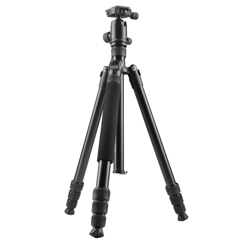 Tripod Weifeng WF-6620A Aluminum Alloy Reflex Tripods The Portable Travel Photography Tripod For SLR DSLR Digital CameraTripod Weifeng WF-6620A Aluminum Alloy Reflex Tripods The Portable Travel Photography Tripod For SLR DSLR Digital Camera