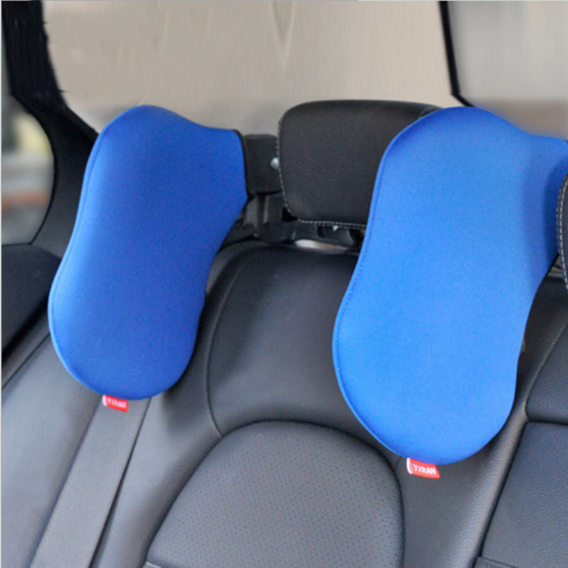 1 PC Car Seat Headrest Car Pillow Rest Neck Pillow Support Solution For Kids And Adults Children Auto Seat Head Cushion