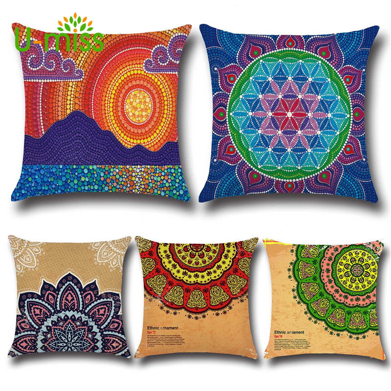 umiss colorful butterfly pillow cover home bed decorative pillowcases cushion cover throw pillow sofa pillow