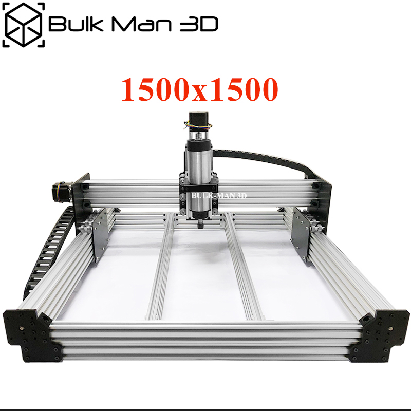 WorkBee CNC Router Machine Complete Kit 1 5 1 5M 4Axis Wood Working CNC Engraving Milling