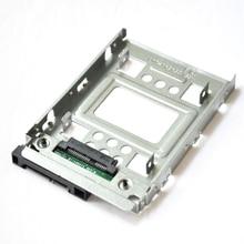 """2.5 """"כדי 3.5"""" SATA SSD HDD מתאם מגש MicroServer 654540 001 עבור G10 774026 001 651314 001 Gen8/gen9 N54L N40L N36 x7k8w"""
