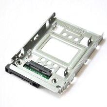"2.5 ""3.5"" SATA SSD HDD adaptörü tepsi MicroServer 654540 001 G10 774026 001 651314 001 Gen8/gen9 N54L N40L N36 x7k8w"