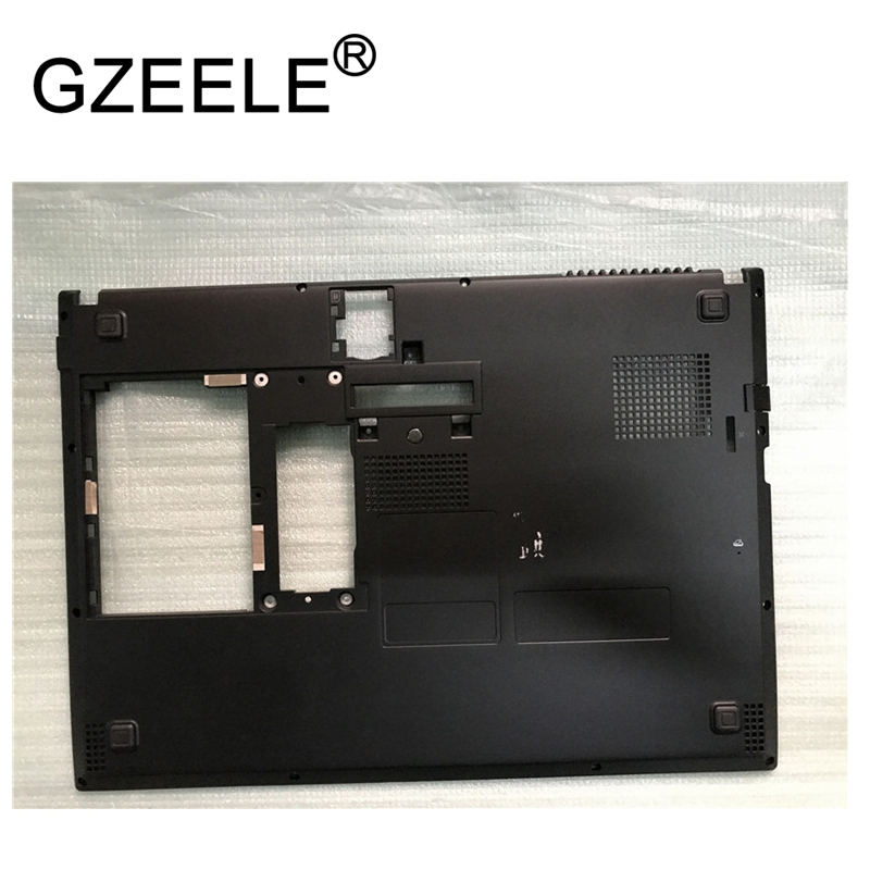 GZEELE new FOR ACER P645 Laptop Base Bottom Cover Lower Case black shell gzeele new laptop bottom base case cover for dell xps 15 l501x l502x series lower case pn 70fm3 070fm3 assembly silver