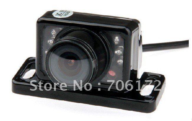 Самая популярная Высококачественная камера заднего вида с широким углом обзора ночного видения высокой четкости