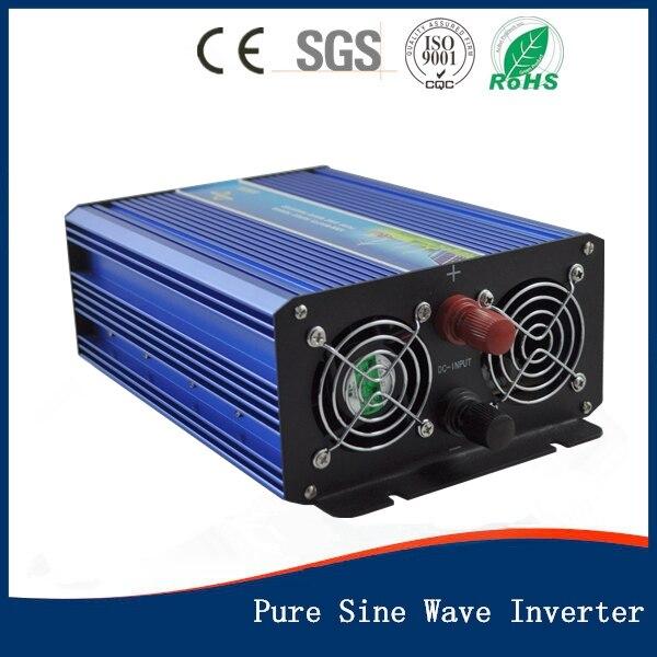 600 W pur onduleur à onde sinusoïdale 12/24/48 V à 100/110/120/200/230/220 V haute fréquence onduleur LED affichage, pleine puissance
