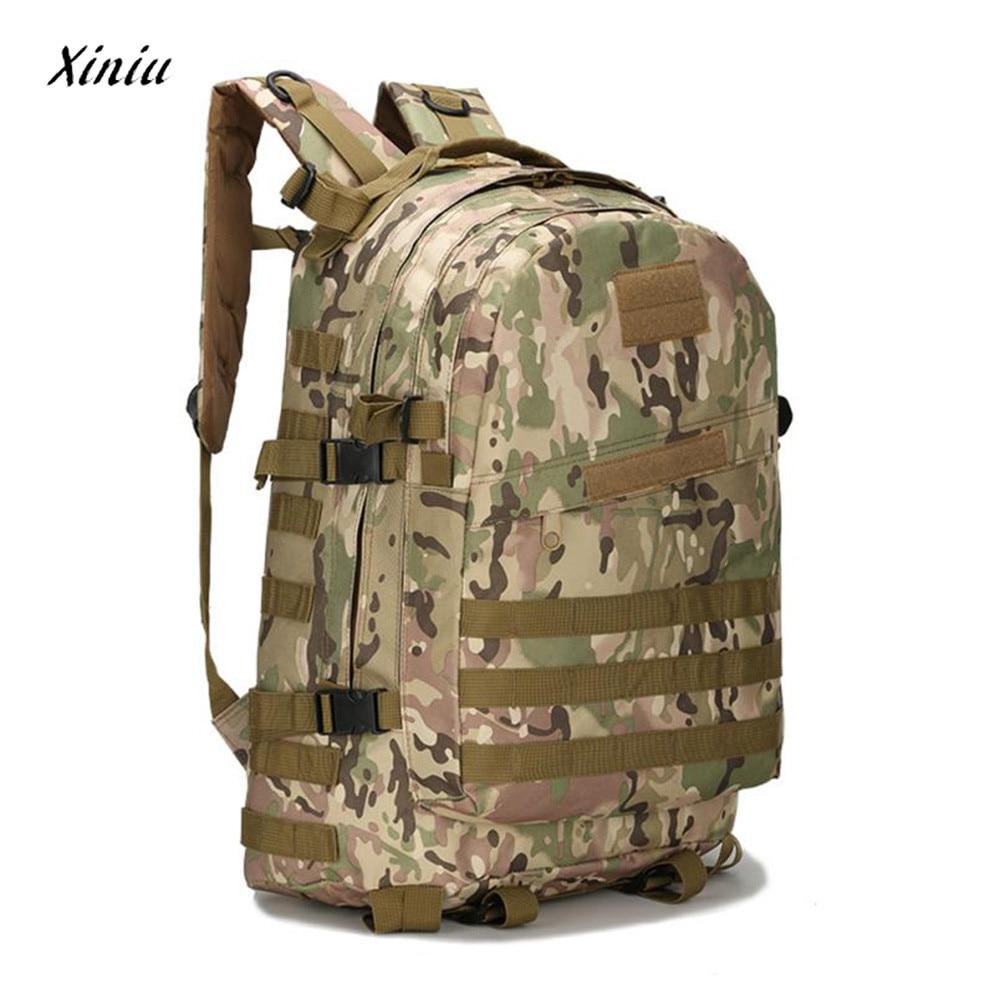 2018 New Arrival 40L 3D Backpack Travel Camouflage Bag Man Women Cool Backpack High Quality Shoulder Bag For Man
