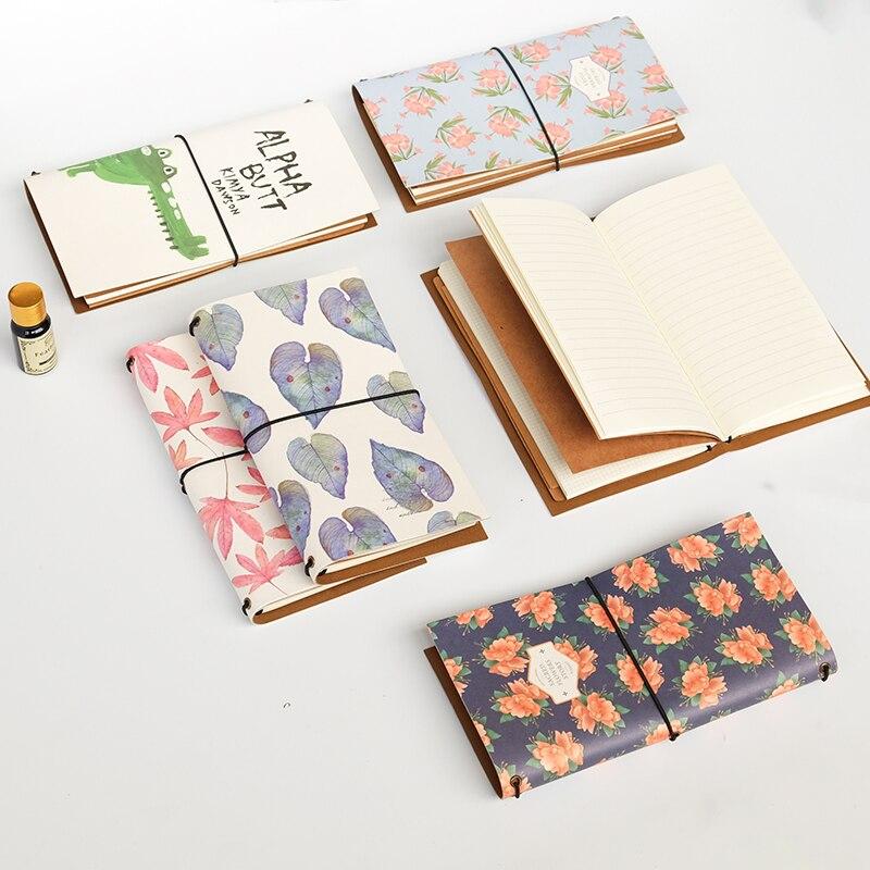 Special A6 Belt - Diary Retro Notebook 1PCS 2