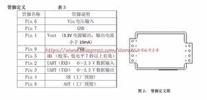 Image 3 - Бесплатная доставка, MH Z19 CO2 датчик углекислого газа с последовательным выходом, недисперсный инфракрасный