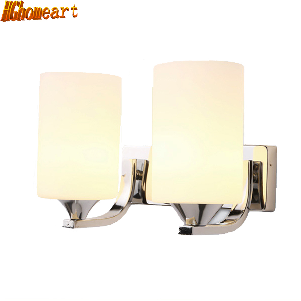 Led Wall Lamp E27 Bedside Lamp Modern Minimalist Creative Bedroom Wall Sconce Living Room Lamp Balcony Aisle Stairs Wall Light modern minimalist 9w led acrylic circular wall lights white living room bedroom bedside aisle creative ceiling lamp
