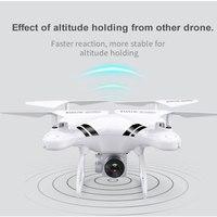 2018 RC Drone Wifi FPV HD Adjustable Camera 0 3MP 5MP 480P 1080P Altitude Hold One