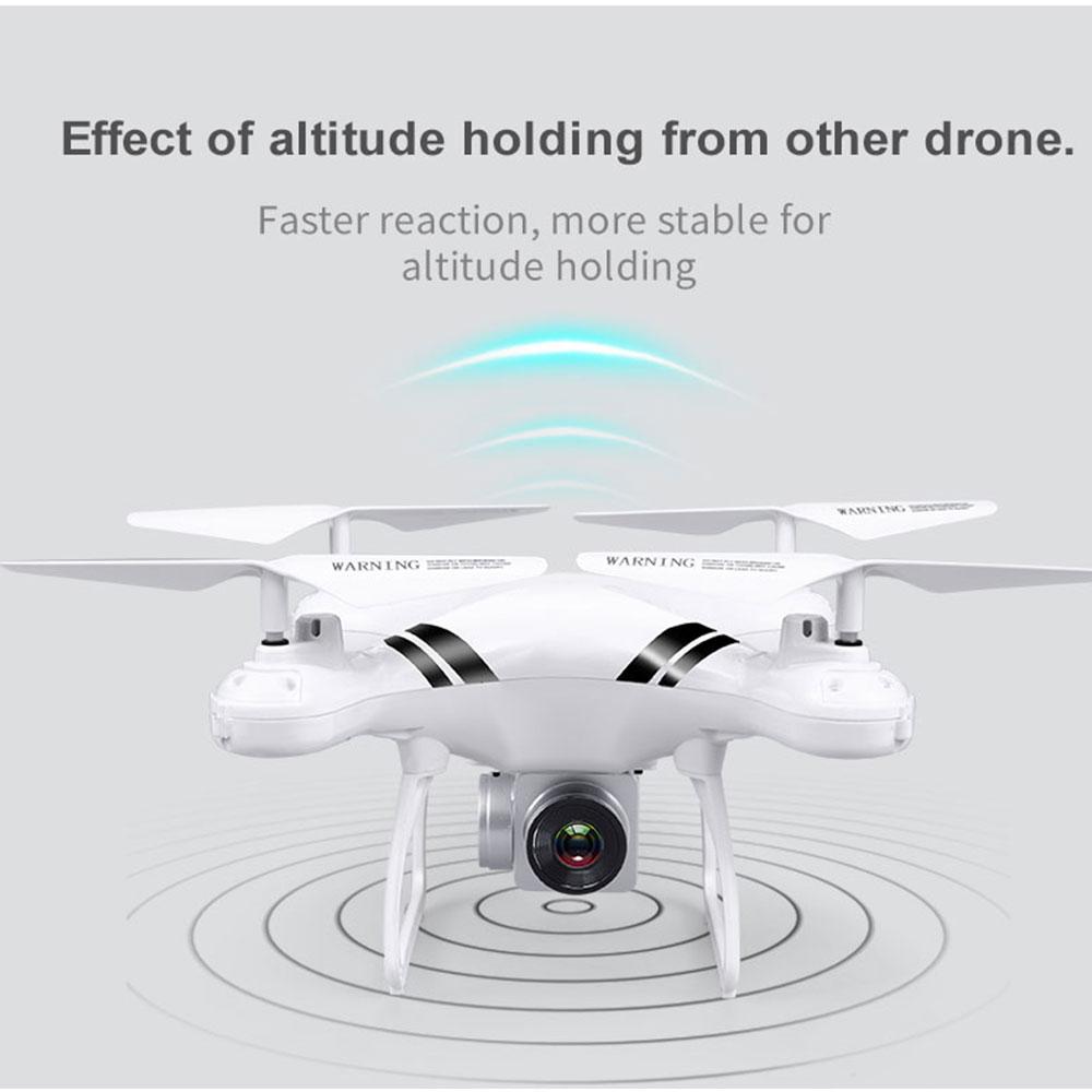 2018 RC Drone Wifi FPV HD Regolabile Fotocamera 0.3MP/5MP 480 P/1080 P Mantenimento di Quota Una Chiave ritorno Senza Testa Quadcopter
