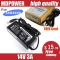 MDPOWER Para Samsung AP04214-UV adaptador de alimentación de CA del monitor LCD 14 V 3A cargador Cable