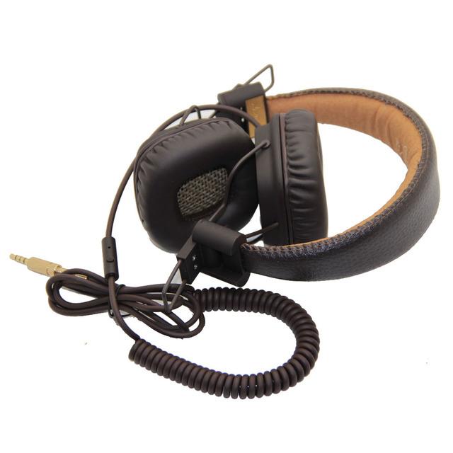 Brand New BTN78 Grandes Fones De Ouvido Monitor de Estúdio DJ Fones De Ouvido fone de ouvido Com Mic & Remoto Fones de Ouvido Estéreo fones de ouvido