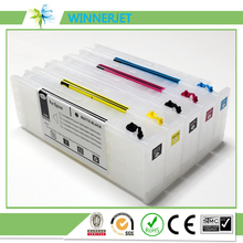 700ml Empty Ink Cartridge for Epson Sure Color SC T3200 T5200 T7200 Refill Cartridge 5 color 700ml refillable ink cartridge for epson t3200 t5200 t7200 printer plotter with permanent chip
