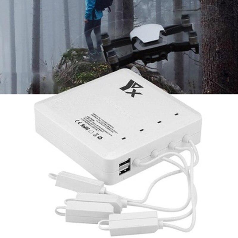 STARTRC 6 in1 Battery/Remote/Monitor Charging Hub Multi Charger For DJI Mavic Air Drone, US Plug JUN8