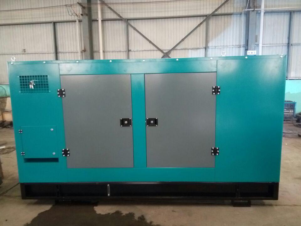 weifang Ricardo 24kw soundproof diesel generator silent diesel generator with brushless alternator and 8hours fuel tank in Diesel Generators from Home Improvement