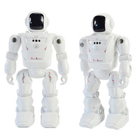 Robot Toys for Boy RC Gesture Sensor Smart Robotic Remote Control Hand Action Figure Walk Dancing LED Face Expression Baby Gift