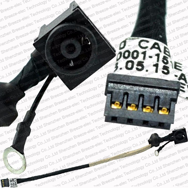 Laptop DC POWER JACK socket cable for Sony VPC - EB SERIES PCG71211M PCG-71211M VPCEB1E0E VPCEB2M0E 015-0101-1513_A(LA) M970 hot new laptop dc power jack with cable for desktop laptop for acer aspire 5741 dc jack with cable free shipping