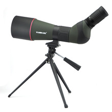 Visionking אכון היקף 20 60x80 BAK4 זום טלסקופ משקפת 45 תואר זווית ארוך טווח יעד ירי לצפרות