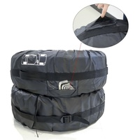 2018 New 4pcs Spare Polyester Winter Summer Car Tire Storage Automobile Tire Accessories Tools wheel Protector 5.8