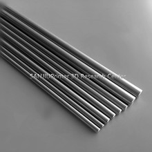 1/Set Ultimaker 2 Extended UM2 Smooth Rod Smooth Rod Sets OD6mm 8mm 12mm 3D Printer XYZ Axis Chrome Plate